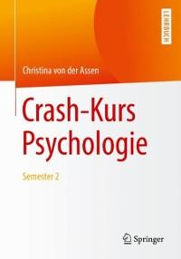 Cover Crash-Kurs Psychologie