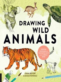 Cover Drawing Wild Animals