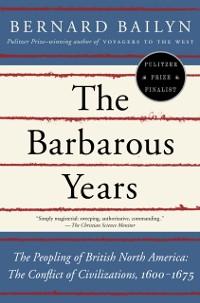 Cover Barbarous Years