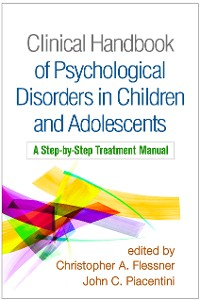 Cover Clinical Handbook of Psychological Disorders in Children and Adolescents