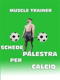 Cover Schede Palestra per Calcio