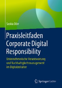 Cover Praxisleitfaden Corporate Digital Responsibility