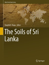 Cover The Soils of Sri Lanka