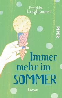 Cover Immer mehr im Sommer
