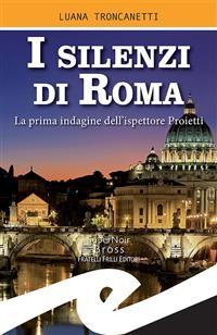 Cover I silenzi di Roma