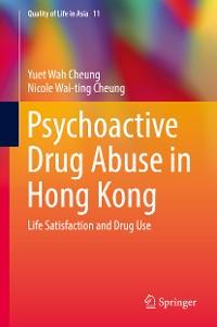 Cover Psychoactive Drug Abuse in Hong Kong