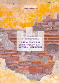 Cover Urban Spaces in Contemporary Latin American Literature