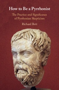 Cover How to Be a Pyrrhonist