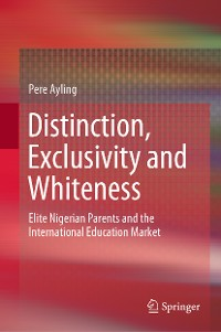 Cover Distinction, Exclusivity and Whiteness