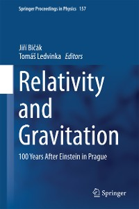 Cover Relativity and Gravitation
