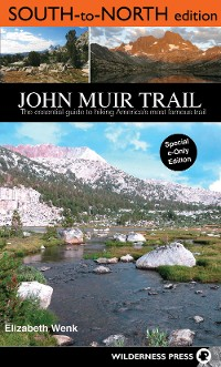 Cover John Muir Trail: South to North edition