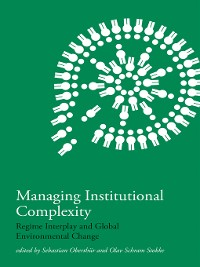 Cover Managing Institutional Complexity