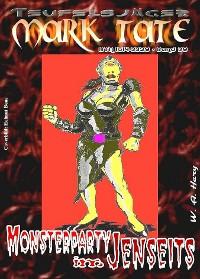 Cover TEUFELSJÄGER 039: Monsterparty im Jenseits