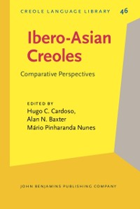 Cover Ibero-Asian Creoles