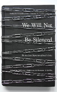Cover We Will Not Be Silenced