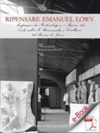 Cover Ripensare Emanuel Lowy.