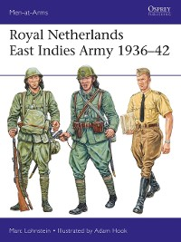 Cover Royal Netherlands East Indies Army 1936–42