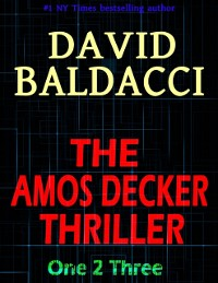 Cover Amos Decker Thriller: One 2 Three