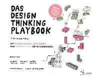 Cover Das Design Thinking Playbook