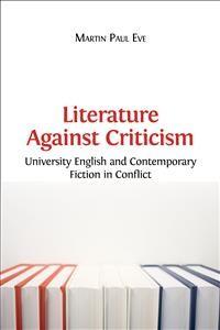 Cover Literature Against Criticism
