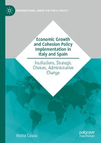 Cover Economic Growth and Cohesion Policy Implementation in Italy and Spain