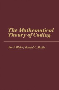 Cover Mathematical Theory of Coding