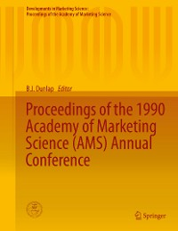 Cover Proceedings of the 1990 Academy of Marketing Science (AMS) Annual Conference