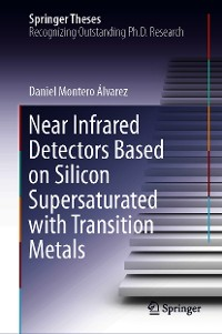 Cover Near Infrared Detectors Based on Silicon Supersaturated with Transition Metals