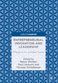 Cover Entrepreneurial Innovation and Leadership