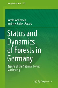 Cover Status and Dynamics of Forests in Germany