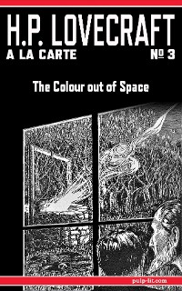 Cover The Colour out of Space
