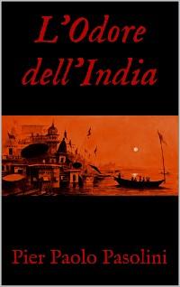 Cover L'Odore dell'India