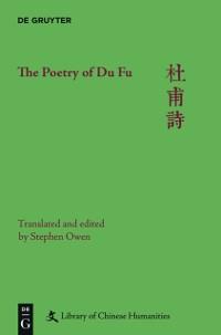 Cover Poetry of Du Fu
