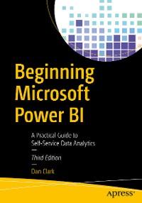 Cover Beginning Microsoft Power BI