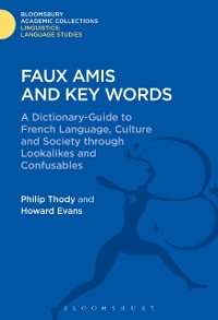 Cover Faux Amis and Key Words