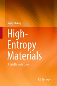 Cover High-Entropy Materials