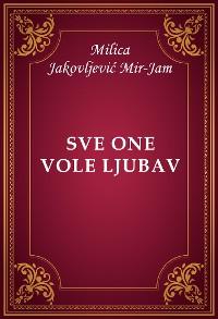 Cover Sve one vole ljubav