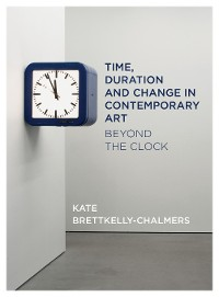 Cover Time, Duration and Change in Contemporary Art
