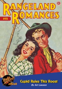 Cover Rangeland Romances #15 Cupid Rules This