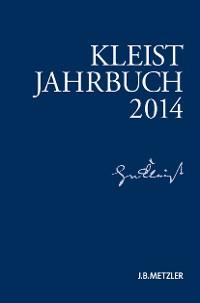 Cover Kleist-Jahrbuch 2014