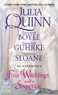 Cover Four Weddings and a Sixpence