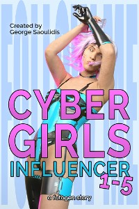 Cover Cyber Girls Box Set