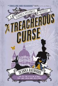 Cover A Treacherous Curse