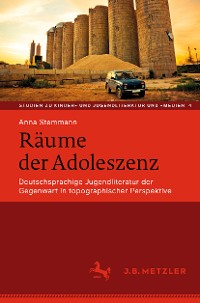Cover Räume der Adoleszenz