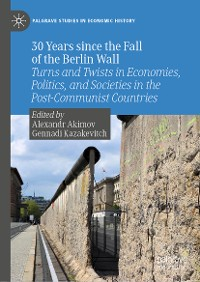 Cover 30 Years since the Fall of the Berlin Wall