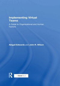 Cover Implementing Virtual Teams