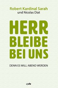 Cover Herr bleibe bei uns