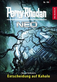 Cover Perry Rhodan Neo 196: Entscheidung auf Kahalo