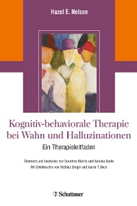 Cover Kognitiv-behaviorale Therapie bei Wahn und Halluzinationen