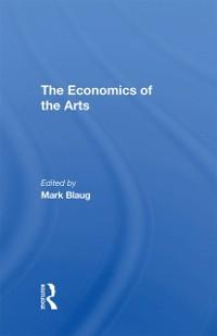 Cover Economics Of The Arts